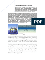introduction to deepwater riser for harsh environment