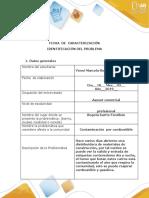 Ficha de caracterización 2