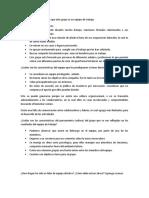 CASO PRACTICO - EQUIPO DE TRABAJO EN UN AMBIENTE VIRTUAL
