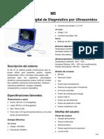Ecografo-M5-Especificaciones-Tecnicas