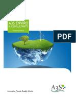 A3S Enviro Consultants- Profile
