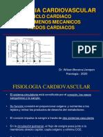 02. Cardiofisiología - Ciclo Cardiaco