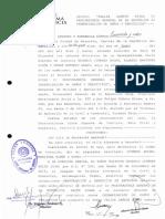 Felipe c. Procuraduría Gral de la Republica