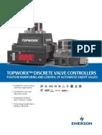 Brochure Topworx Discrete Valve Controllers Product Topworx en 82560