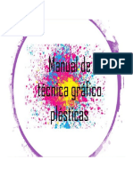 MANUAL DE TECNICAS GRAFICO PLASTICAS terminado con anexos.pdf