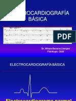 03. CARDIOFISIOLOGÍA - EKG