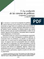 5 Ascher Evolución de las C de P