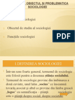 ppt sociologie introducere