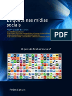 2. Mídias Sociais