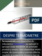 termometrul