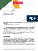 20200520 - Plaidoyer Regional
