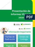 Presentacion Informes INSTRUCTIVO