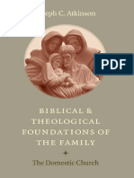 Biblical and Theological Foundations of the Family the Domestic Church by Joseph C. Atkinson (Z-lib.org)