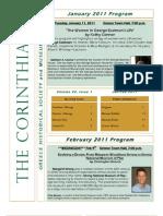 The Corinthian January/February 2011
