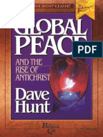 Global Peace and the Rise of Antichrist - Dave Hunt