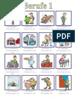 Bildworterbuch Berufe 19.-22.05