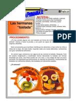 2P EA Colores y Formas. Las_hermanas_tostadas