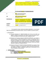 informe de compatibilidad Supervisor
