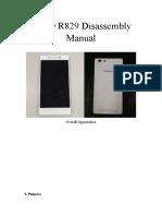 R829 Disassembly Manual