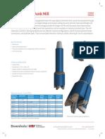 Bowen Insert Junk Mill Technical Summary