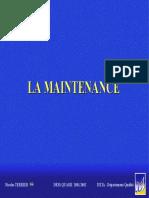 maintenance 2020