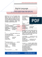 50 EXPECTED QUESTIONS ENGLISH IBPS PO 2018 [AIMBANKER].pdf