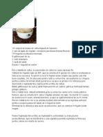 Cafea Almond Ice Cream