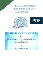 Charte-Fiombonana