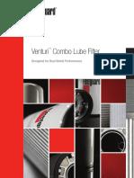 LT36034AU Venturi Combo Lube Filter Brochure