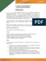 Laboratorio Contable II 2020-15 Proyecto integrador