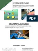 puntos y parametros de control frigorifico