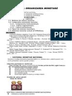 Organizarea Monetara Si Circulatia md