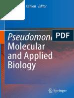 biologia molecular de Pseudomonas