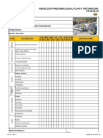 F54-03-09 (16) INSPECCION PREOPERACIONAL PLANTA TRITURADORA - E2