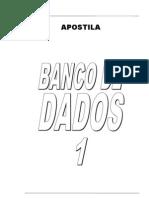 Apostila Banco de Dados I