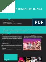 TALLER INTEGRAL DE DANZA –GUIA 2