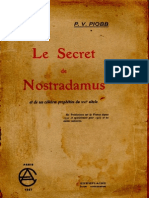 Secret de Nostradamus