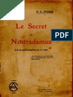 Secret de Nostradamus