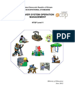 OS Power System Opt Mgt L5