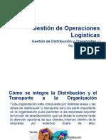 Gestion de Operaciones - Gestión de Distribución y Transporte - I