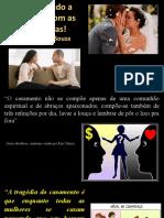 palestra de casais respeitando as diferenças