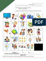 Estilos de aprendizaje primero años colores
