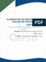 s10 analisis de costos