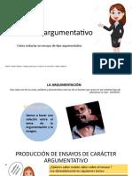 El Ensayo Argumentativo (1)