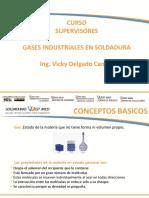 C5. GASES PARA SOLDADURA Y CORTE