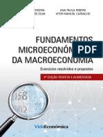 FUNDAMENTOS MICROECONÓMICOS DA MACROECONOMIA
