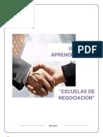 Negociaciones Unidad 3 GG