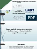 Importancia de los aportes tecnológicos fundamentales de la tecnologia diapositivas.pptx