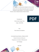 Paso 3 - Elaborar el diseño curricular en las propuestas pedagógicas etnoeducativas