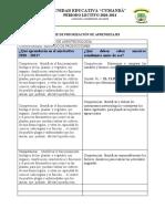 MATRICES PARA EL PLAN COVID-19 U.E 2do PRODUCCIONES AGROTECNOLOGIA